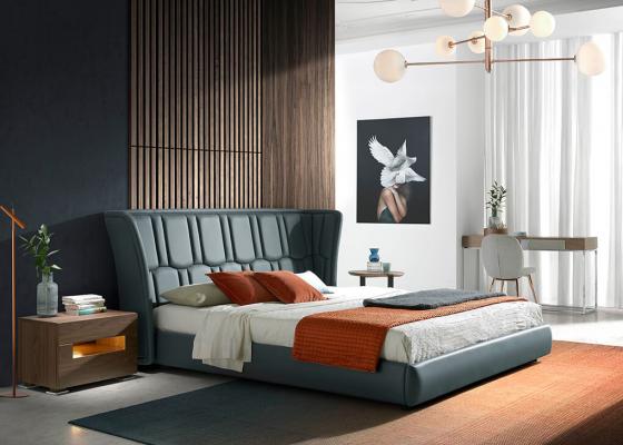 Chambre tapissé: Mod: TAUREAU