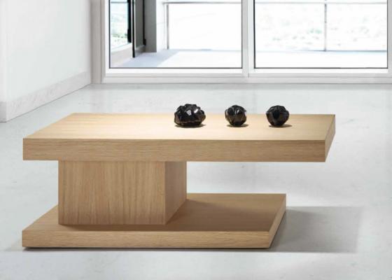Mesa de centro. Mod. TRAMA