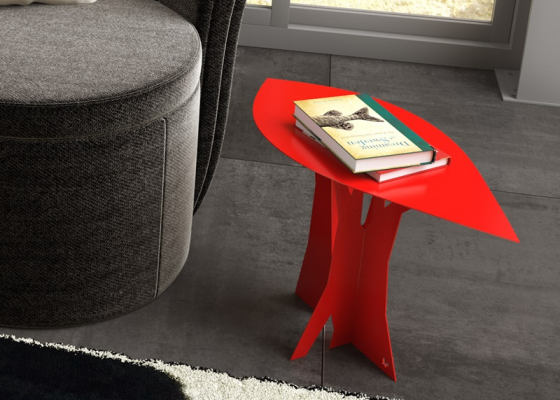 Table d'appoint. Mod. LIF