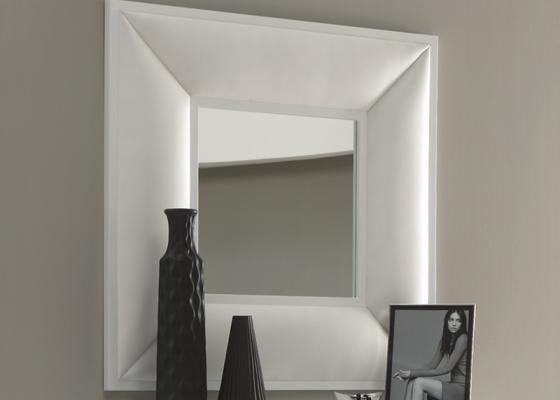 Miroir garni. Mod. BELLUCI