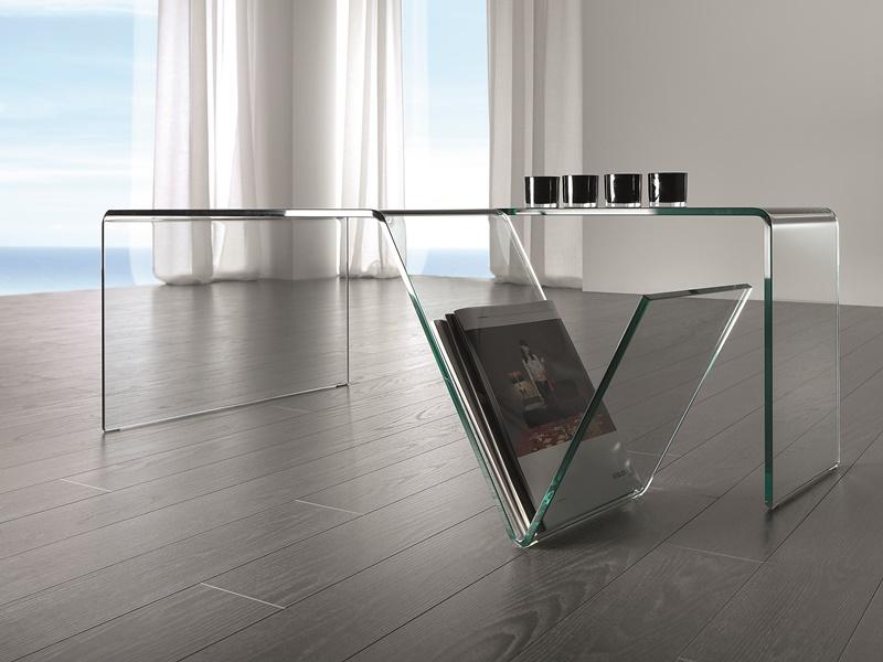 Table basse en verre tremp transparent mod macbeth - Loft cetatuia loft transparent en roumanie ...