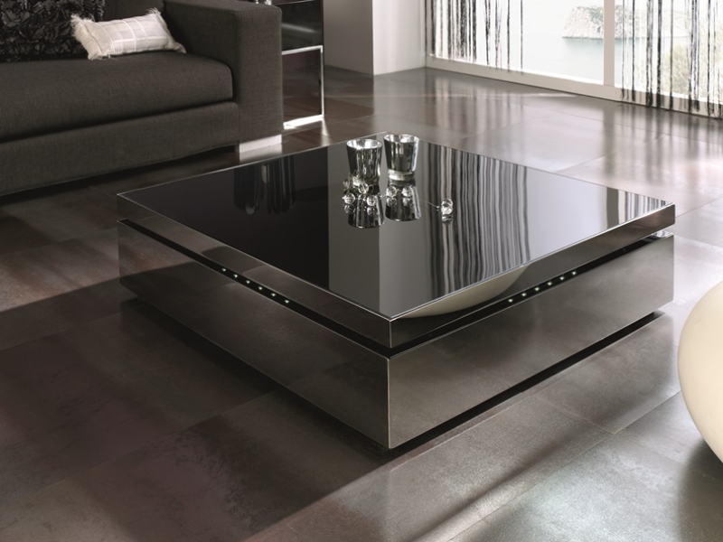 Table basse relevable. Mod. RENATA LEDS