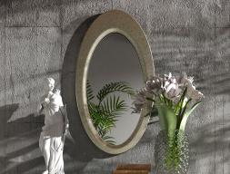 Miroir ovale .  mod. G12234