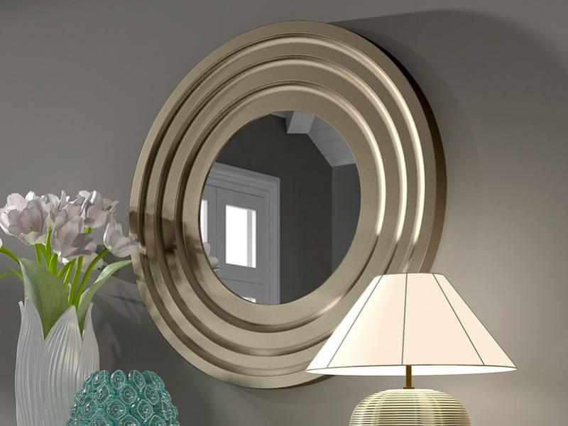 Miroir rond . Mod. GA9134