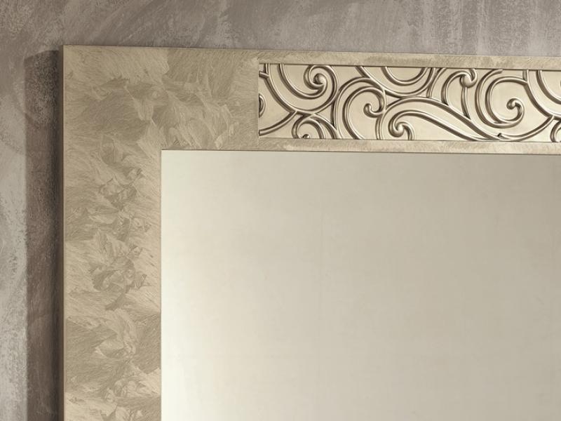 Miroir avec encadrement mod euphoria 17060 for Encadrement pour miroir