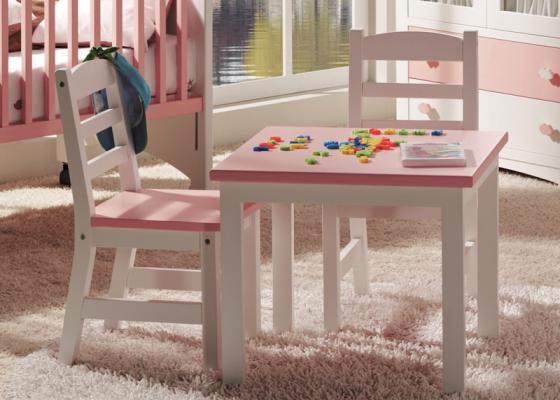 Table basse d'enfant. Mod. MERLIN 8033