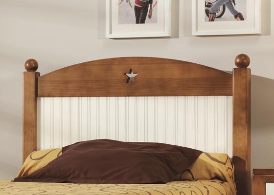 Tête de lit pour enfant. Mod. MERLIN 8055