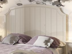 Tête de lit avec rainures. Mod. NP183