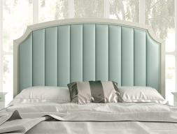 Tête de lit garnie. Mod. NP185