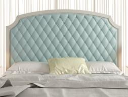 Tête de lit garnie et capitonnée. Mod. NP187