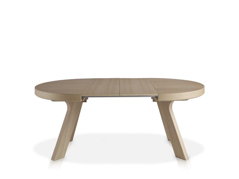 Table � manger ronde extensible. Mod. ESFERA