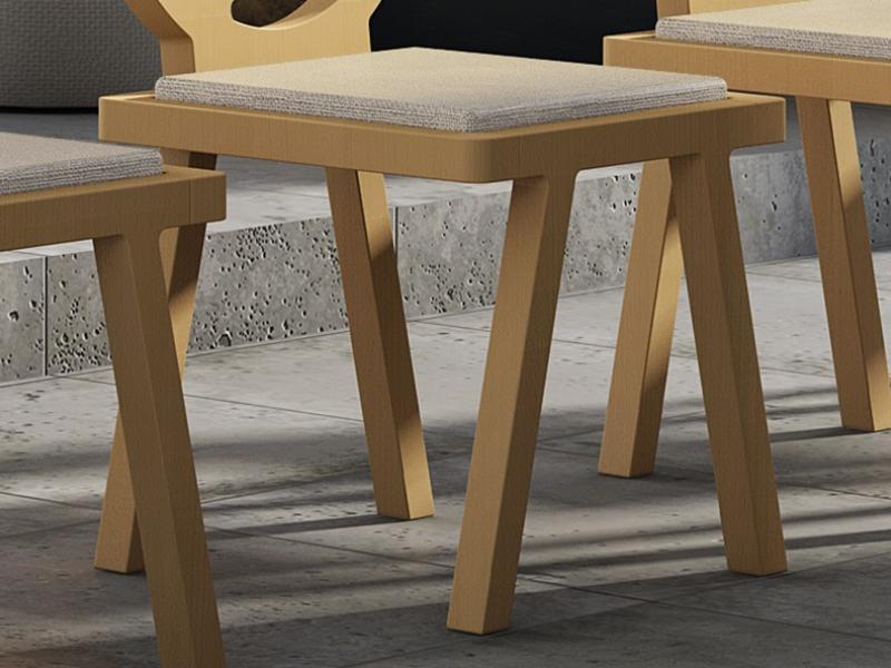ensemble 2 chaises ajour es mod omegagmg1601