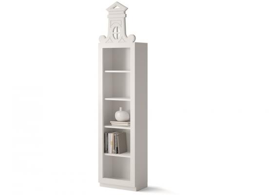 Etagère bibliothèque à 5 casiers. Mod. AMSTERDAM 1