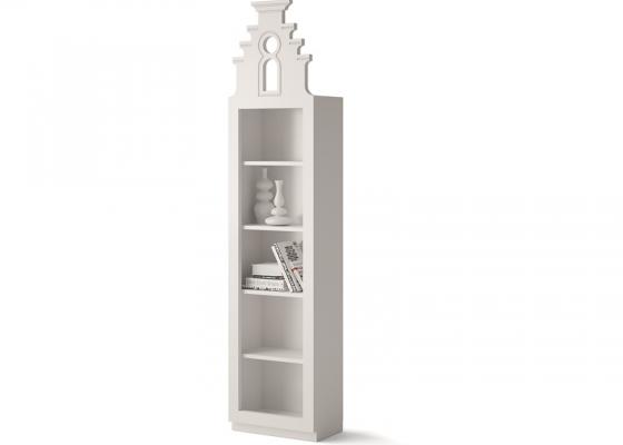 Etagère bibliothèque à 5 casiers. Mod. AMSTERDAM 2