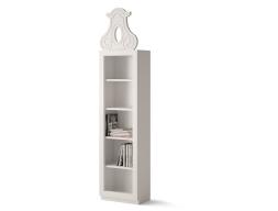 Etagère bibliothèque à 5 casiers. Mod. AMSTERDAM 3