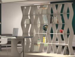 Bibliothèque, mod: ESEN