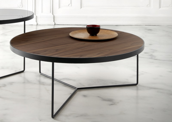 Table basse. Mod. TRY