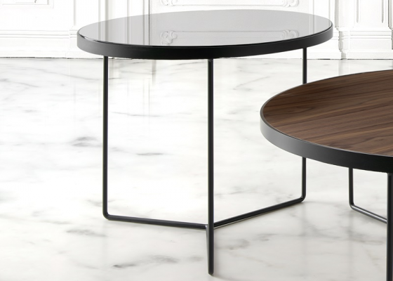 Table basse. Mod. TRY ALTA