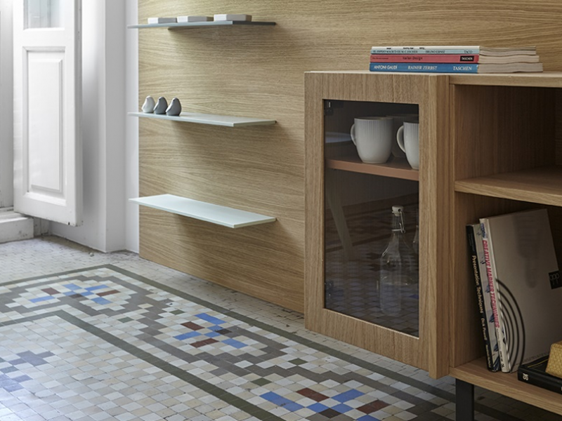 Composition modulaire . Mod. MAYAN001