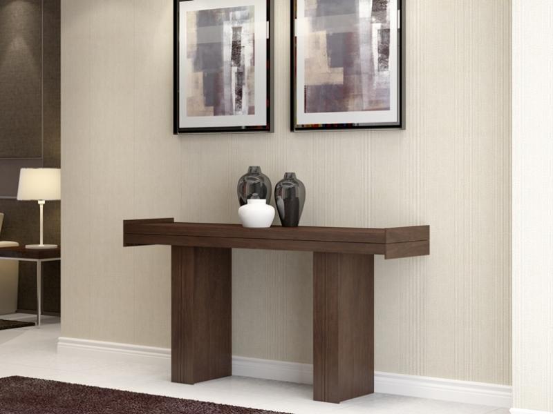 Table console. Mod: SENIA