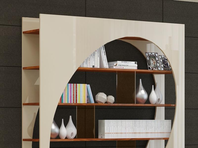 Biblioth�que, mod: MILANO