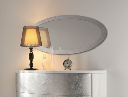Miroir ovale. Mod. AYLLON