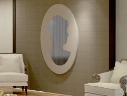 Miroir, mod: ANTOINETTE OVAL