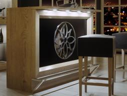 Comptoir de bar. Mod: COGNAC