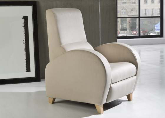 Fauteuil relax. Mod: CANNES