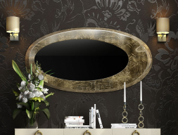 Miroir oval. Mod. EIFFEL CV