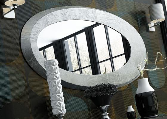 Miroir oval. Mod. EIFFEL PL