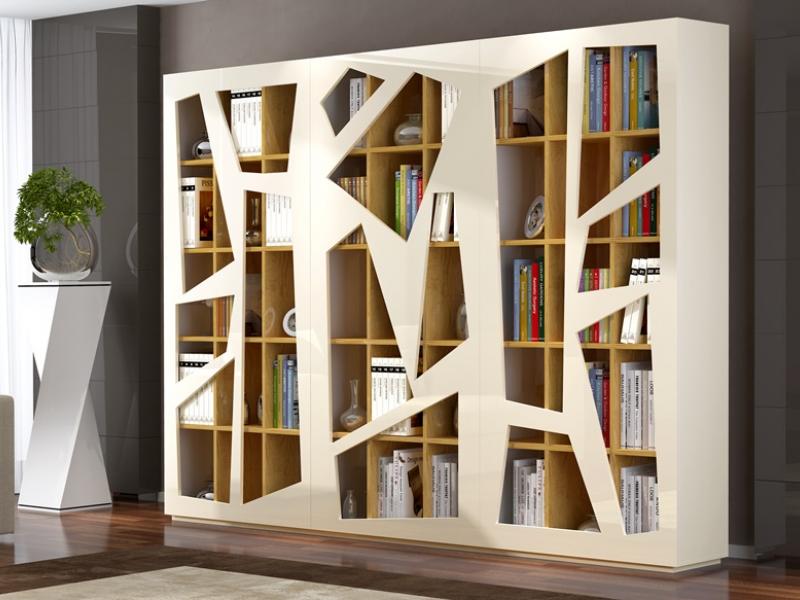 Biblioth�que, mod: FLORENCIA