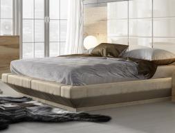 Tour de lit tapissée. Mod: SOPHIA