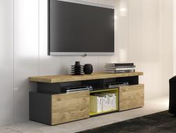 Meuble TV moderne. Mod. ERBE