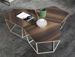 Table basse  modulaire. Mod. APE