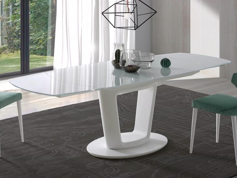 Table � manger extensible. Mod. AGNES
