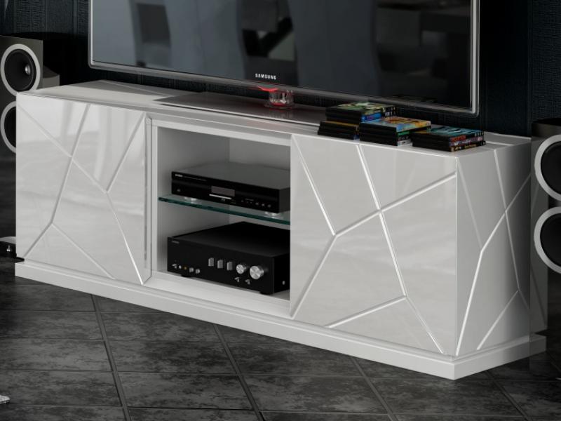 Meuble TV design. Mod. NAUGE
