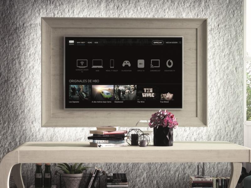 Meuble Tv A Fixer Au Mur Avec A C Clairage Led Mod Atrani