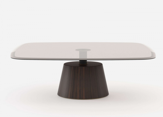 Table basse design. Mod. IVETTE